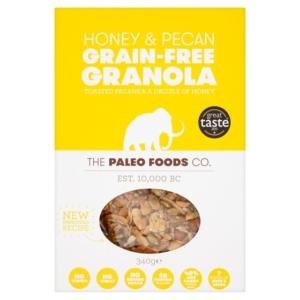 Ripe Organic Grain Free Granola