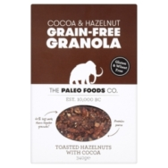 Cocoa And Hazelnut Grain-Free Granola, The Paleo Foods Co