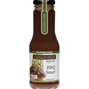 Ripe Organic barbeque sauce