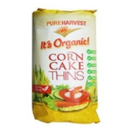 Corn Cake Thins, Pure Harvest