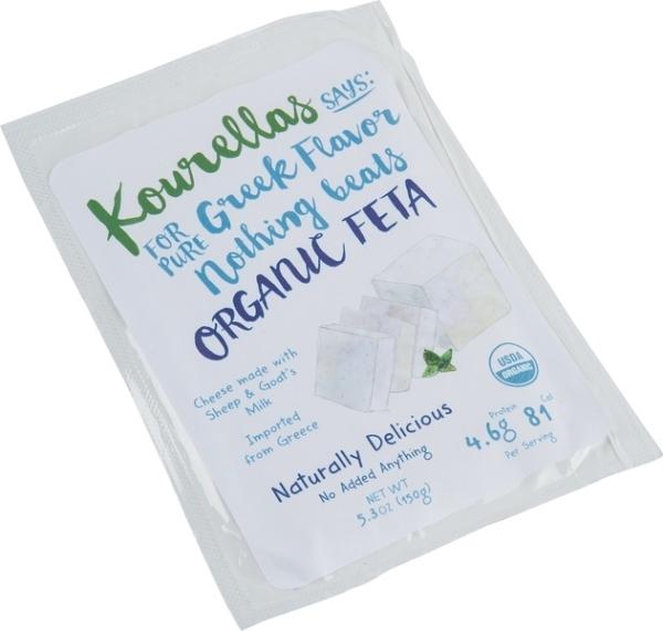 RIPE ORGANIC- Kourellas, Organic Feta Cheese Available in Dubai and Abu Dhabi,UAE.