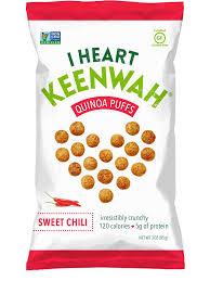 Ripe Organic quinoa-based snacks