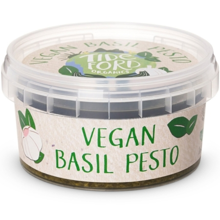 RIPE ORGANIC-Tideford Vegan Basil Pesto available in Dubai and Abu Dhabi, UAE
