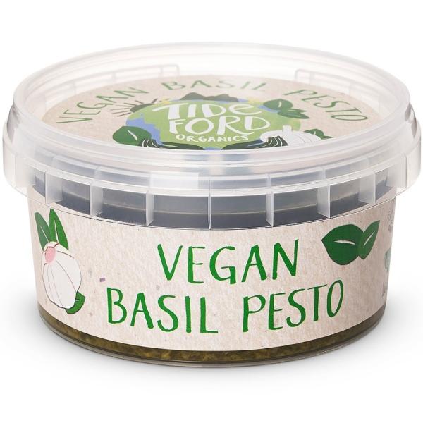 RIPE ORGANIC-Tideford Vegan Basil Pesto available in Dubai and Abu Dhabi, UAE