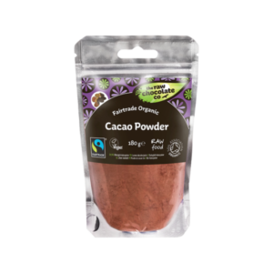 Ripe Organic Raw Chocolate Cacao Powder
