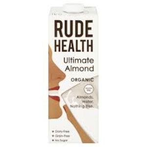RIPE ORGANIC-RUDE HEALTH ULTIMATE ALMOND MILK