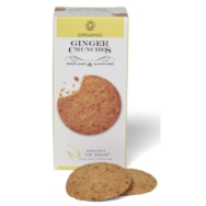 Organic Ginger Crunches, Against the Grain