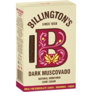 Dark Muscovado Sugar, Billington's
