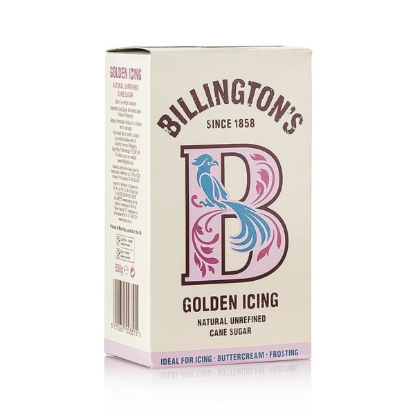 Ripe Organic – Organic Food Online - BILLINGTON'S GOLDEN ICING SUGAR