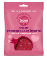 Jelly Pomegranate Hearts, Biona