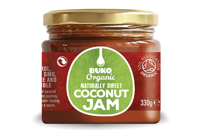 Original Coconut Jam, Organic foods available at Ripe Organic in UAE