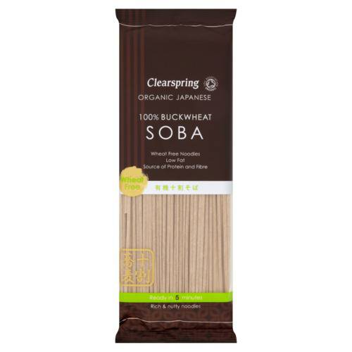 Ripe Organic Noodles, Soba Noodles by Clearspring, available in UAE