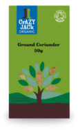 Organic Coriander Ground, Crazy Jack Organic