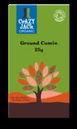 Organic Cumin Ground, Crazy Jack