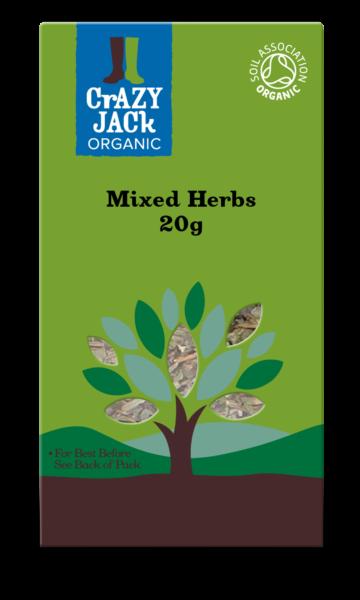 Ripe Organic - Organic Mixed Herbs
