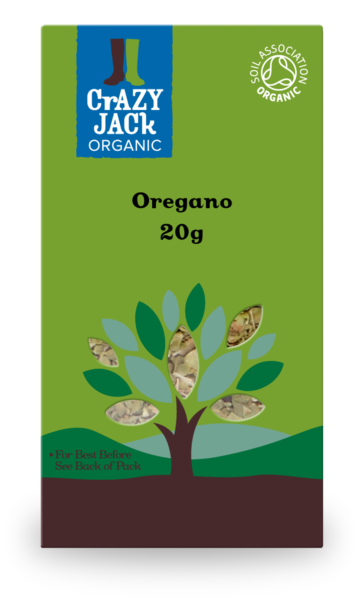 Ripe Organic - Organic Oregano