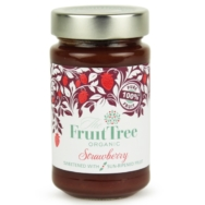 Strawberry Fruit Spread, The Fruit Tree