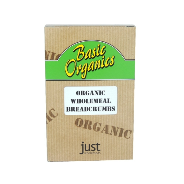 RIPE ORGANIC- Just Wholefoods, Wholemeal Breadcrumbs Available in Dubai and Abu Dhabi, UAE.