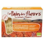 Quinoa Crispbread, Le Pain Des Fleurs