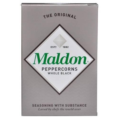 RIPE ORGANIC- Maldon, Black Peppercorns Available in Dubai and Abu Dhabi,UAE.