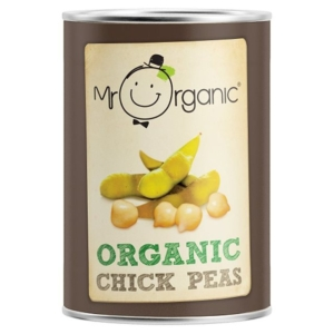 Ripe Organic Chickpeas from Mr. Organic