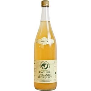 Ripe Organic Apple Juice - Oakwood English Apple