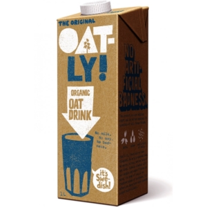 Ripe Organic Oat Drink from Oatly