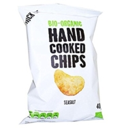 Sea salt Hand Cooked Crisps, Trafo