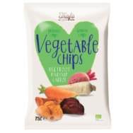 Organic Vegetable Crisps, Trafo