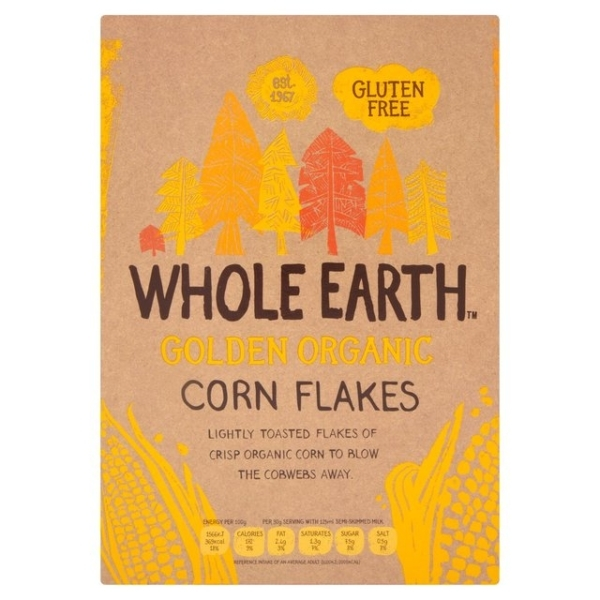 Organic Classic Corn Flakes available at Ripe Organic
