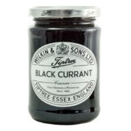 Organic Blackcurrant Jam, Wilkin and Sons