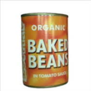 Organic Baked Beans, Essential