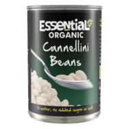 Organic Cannellini Beans, Essential