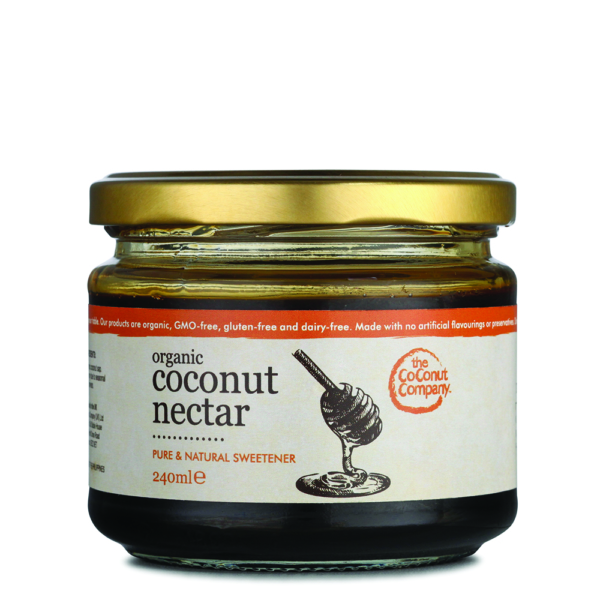 Organic Coconut Products, gluten free products available at Ripe Organic, UAE
