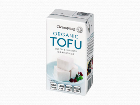 Organic Tofu Firm available at Ripe Organic in UAE