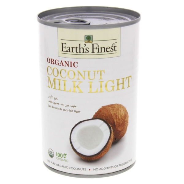 Ripe Organic - Organic Coconut Milk Light Cream