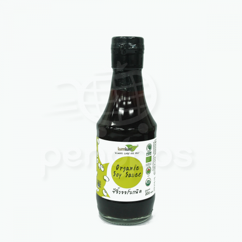 RIPE ORGANIC- Lumlum, Organic Soy Sauce Available in Dubai and Abu Dhabi, UAE.