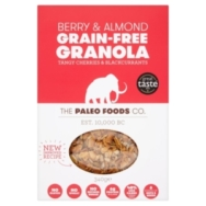 Berry & Almond Grain Free Granola, The Paleo Foods Co