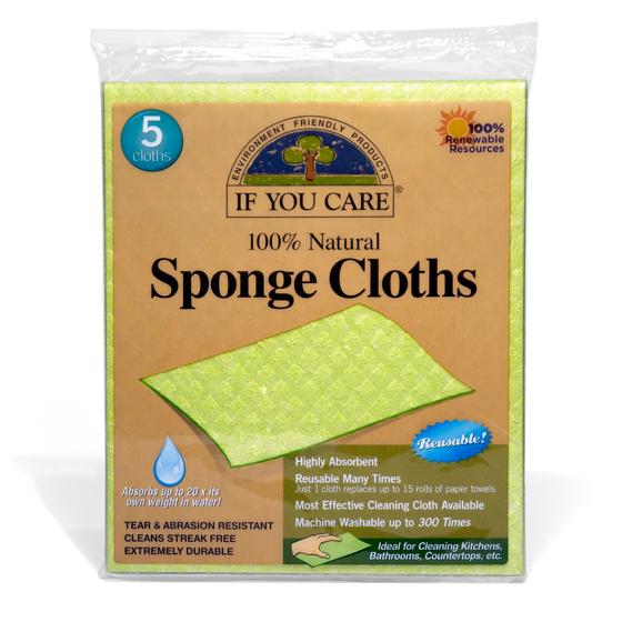 Ripe Organic Sponge Cloths