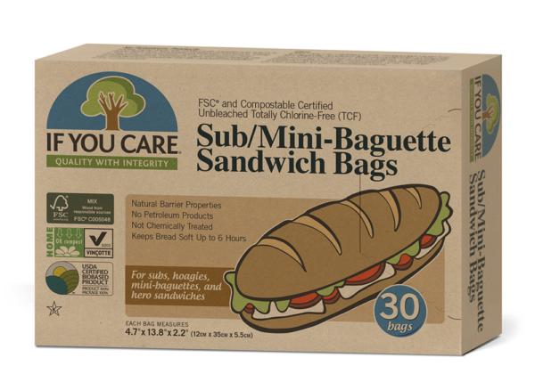 Ripe Organic Sandwich bags