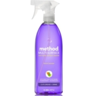 Multi Surface Cleaner French Lavender, Method