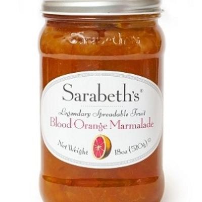 Ripe Organic Blood Orange Marmalade