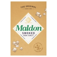 Smoked Sea Salt, Maldon