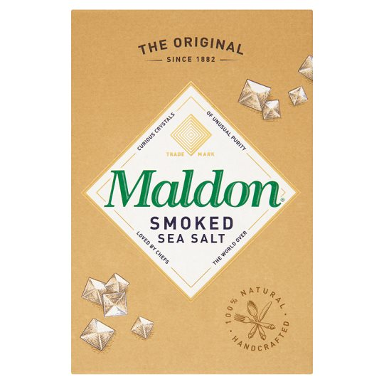 RIPE ORGANIC- Maldon, Smoked Sea Salt Available in Dubai and Abu Dhabi, UAE.