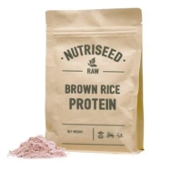 Organic Brown Rice Protein, Nutriseed
