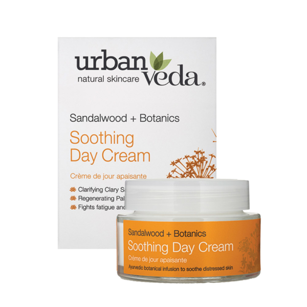 Soothing Day Cream Urban Veda