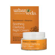 Soothing Clarifying Night Cream, Urban Veda