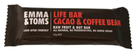 Life Bar Cacao & Coffee Bean, Emma & Tom'S