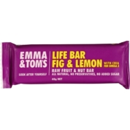 Life Bar Fig & Lemon, Emma & Tom'S