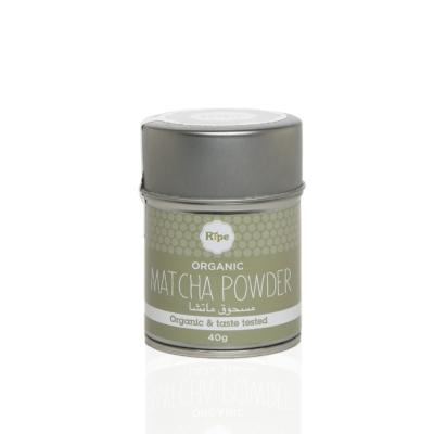 Ripe Organic Matcha Powder